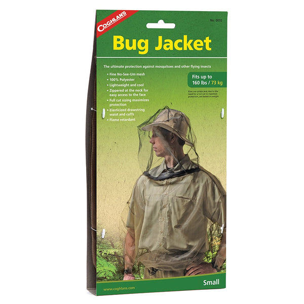 Camping Essentials Mosquito Jacket and Mask