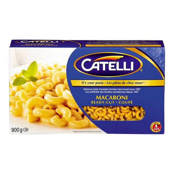 Catelli Macaroni Noodles 900g