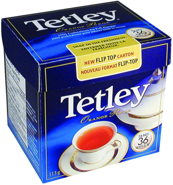 Tetley Orange Pekoe - 113g