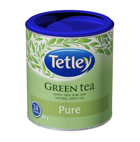 Tetley Green Tea - 48g