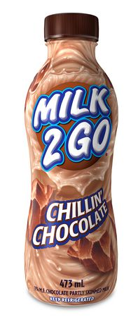 Milk 2 Go Chocolate 473mL