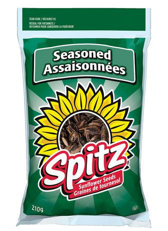 Spitz Seasoned - 210g