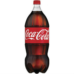Coke 2L Bottle