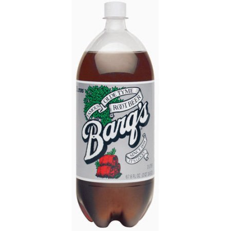 Barq's RootBeer 2Ltr Bottle
