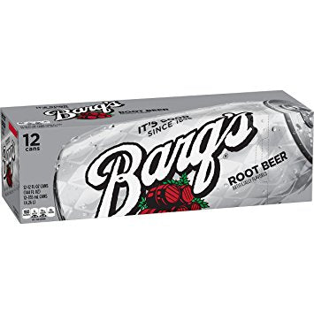 Barqs RootBeer 12 Pack