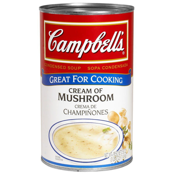 Campbell's Cream of Mushroom - 248mL
