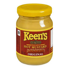 KEENS Hot Mustard Original