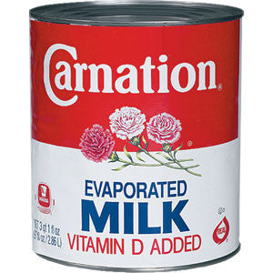 Carnations Evaporated Milk - 345mL