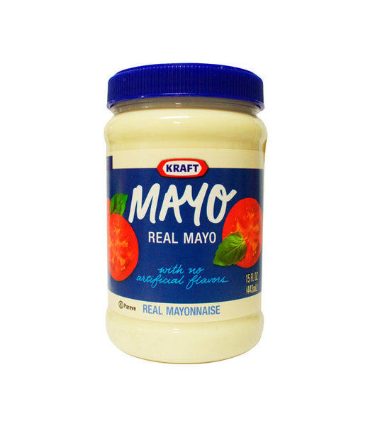KRAFT MAYONNAISE 475ml JAR