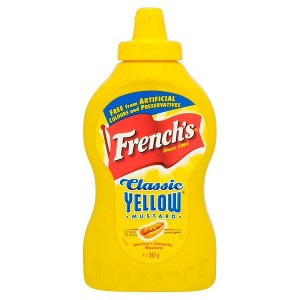 French's Yellow Mustard - 225mL