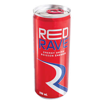 Red Rave 250mL