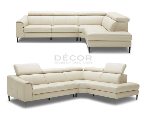 ABIGAIL Leather Sofa