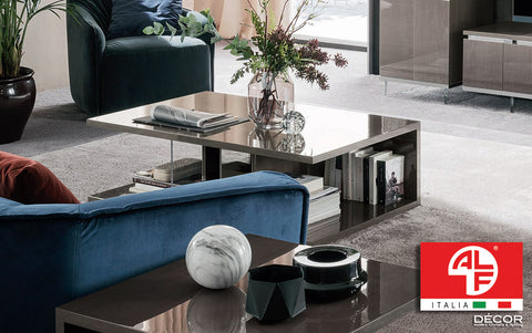 ATHENA Rectangle Coffee Table - ALF® ITALIA