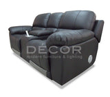 BRAXTON (2S) Powered Recliners w/ IPOD Dock