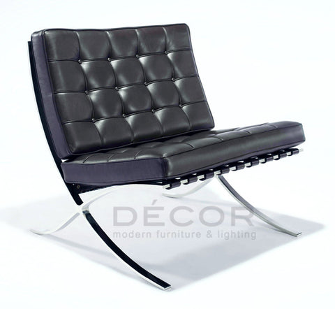 Barcelona Accent Chair (1 Seater)