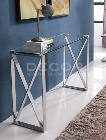 CLASSIC X CONSOLE TABLE
