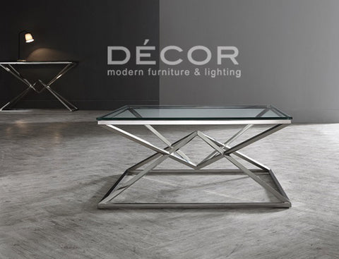 DOUBLE PYRAMID Coffee Table