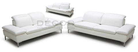 ESPREE Leather Sofa