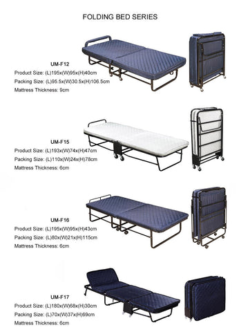 Hotel Folding Beds Series 2