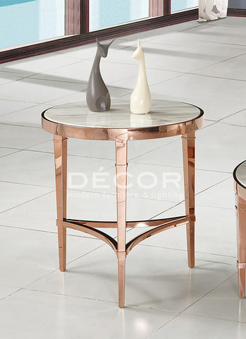 GOLDLINE End Table