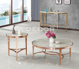 GOLDLINE Console Table