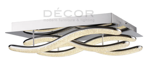 JERICHO 4 L.E.D. Ceiling Light
