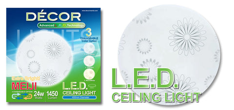 MEIJI L.E.D. Ceiling Light