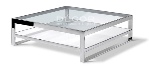 MOET Square Coffee Table