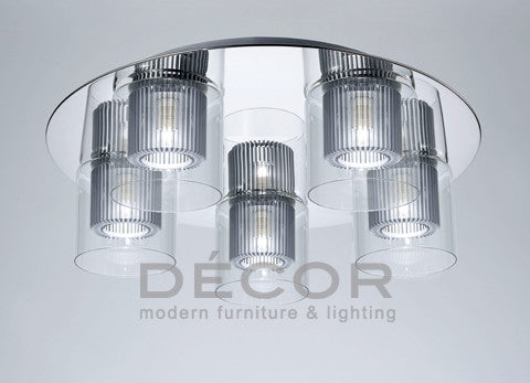 MORELS 5 Ceiling Light