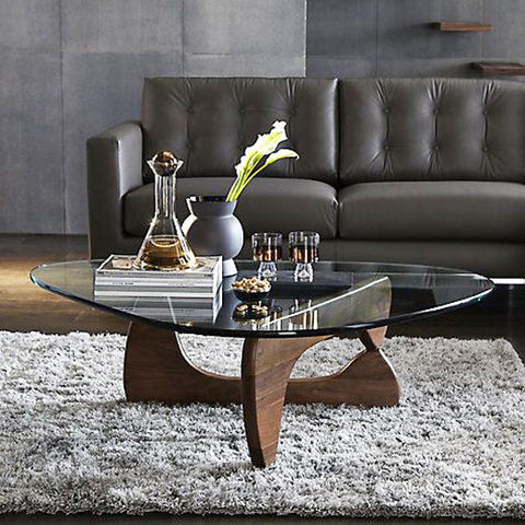 noguchi coffee table d cor manila. Black Bedroom Furniture Sets. Home Design Ideas