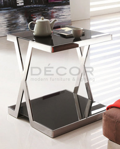 RICH X End Table