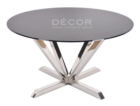 RIWONA Round Dining Table