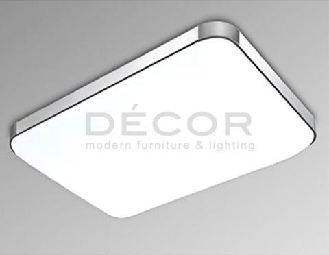 RYLIE L.E.D. Square Ceiling Light (Changeable DL to WW)