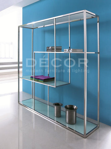 SANTIERA Bookshelf (Display Cabinet)