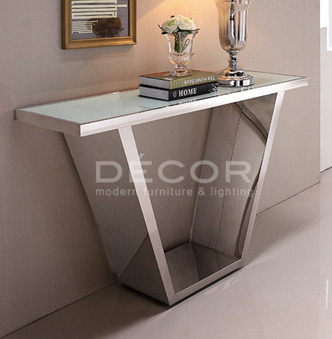 WIDE U Console Table