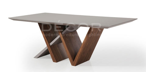W Rectangular Dining Table