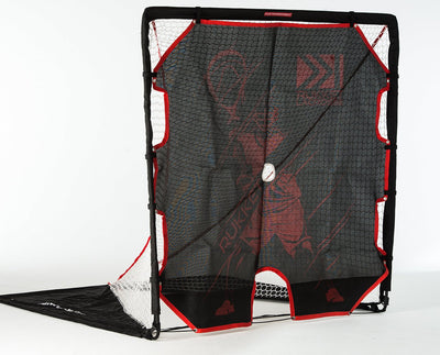 Bundle: 6x6 Lacrosse Goal w/ Shot Trainer