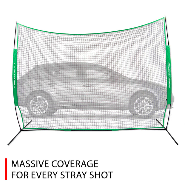 Lacrosse Barrier Net