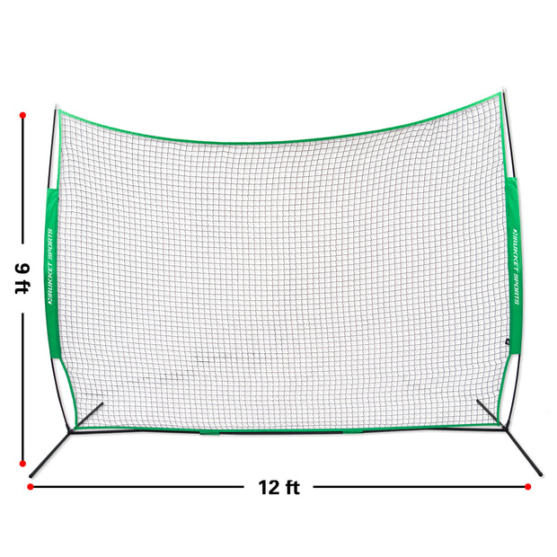 12x9 Lacrosse Barrier Net