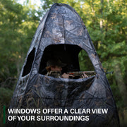 Teepee Hunting Blind