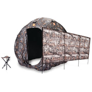 Hunting Blind w/ Tripod Stool and Ground Screen