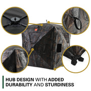 Pop-Up Hub Style Hunting Blind