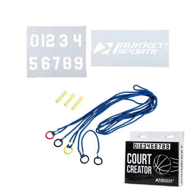 Court Creator Basketball Court Marking Kit