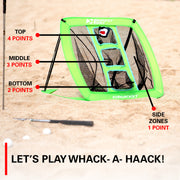WHACK-A-HACK Golf Chipping Game