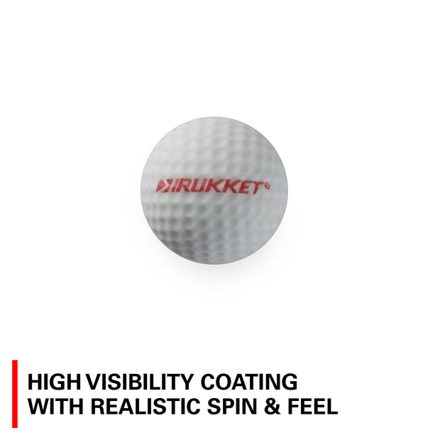 Tru-Spin™ Glow-in-the-Dark Foam Practice Golf Balls