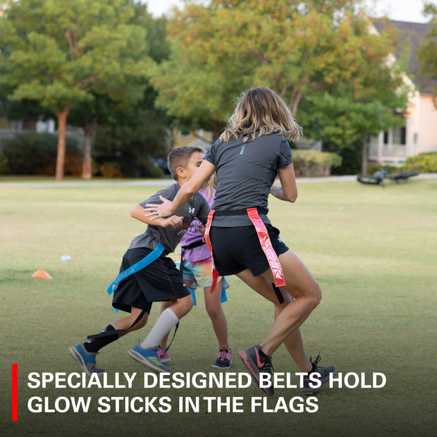 Glow in the Dark Flag Football