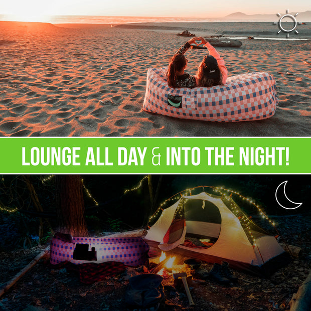 The Glow-Nana Air Lounger