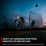 Light Up Basketball Net