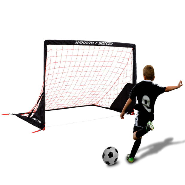 Grasshopper 6x4 ft Portable Soccer Goal
