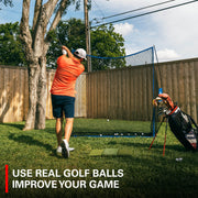 The Haack Lite 7x7 Golf Net